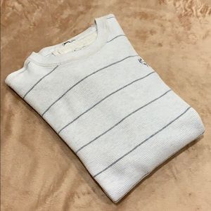 Abercrombie Muscle Striped Thermal